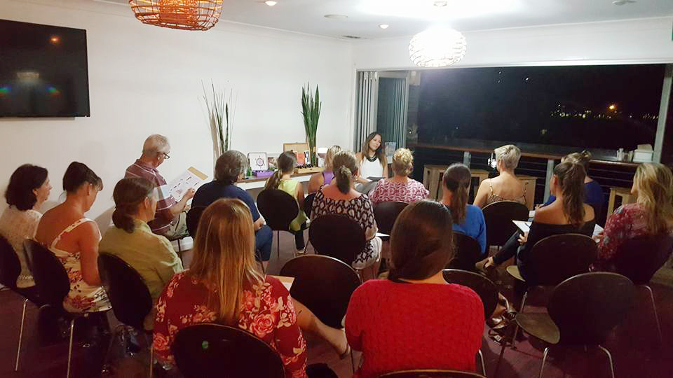 doTERRA Essential Oil Workshop with Tania Zaetta