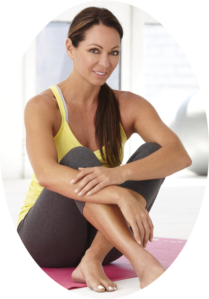 Tania Zaetta - Pilates Instructor