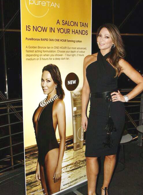 Australia's First – '1 Hr Rapid Tan' by Puretan