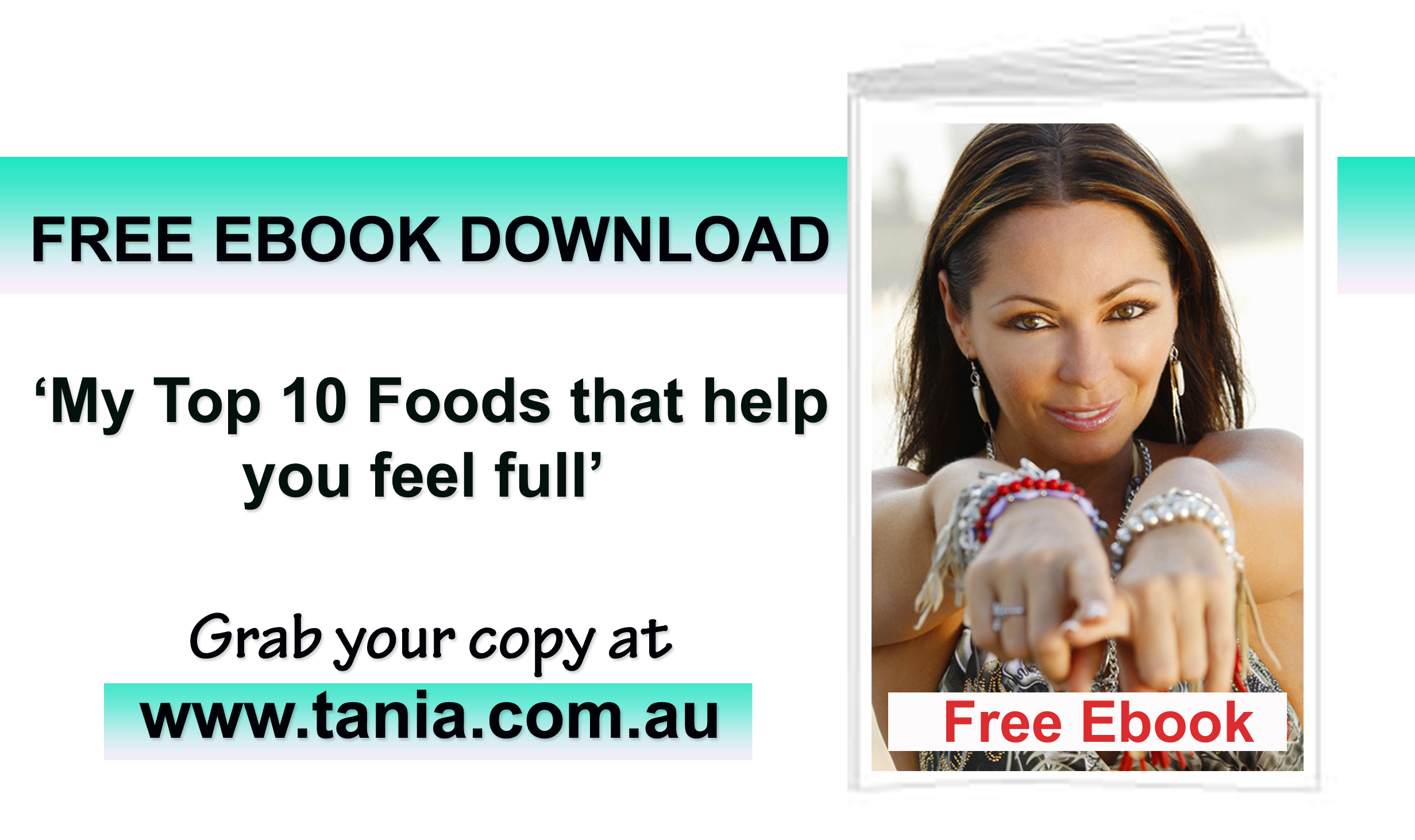 Free Ebook - Top 10 Foods to help you feel full copy 1 copy