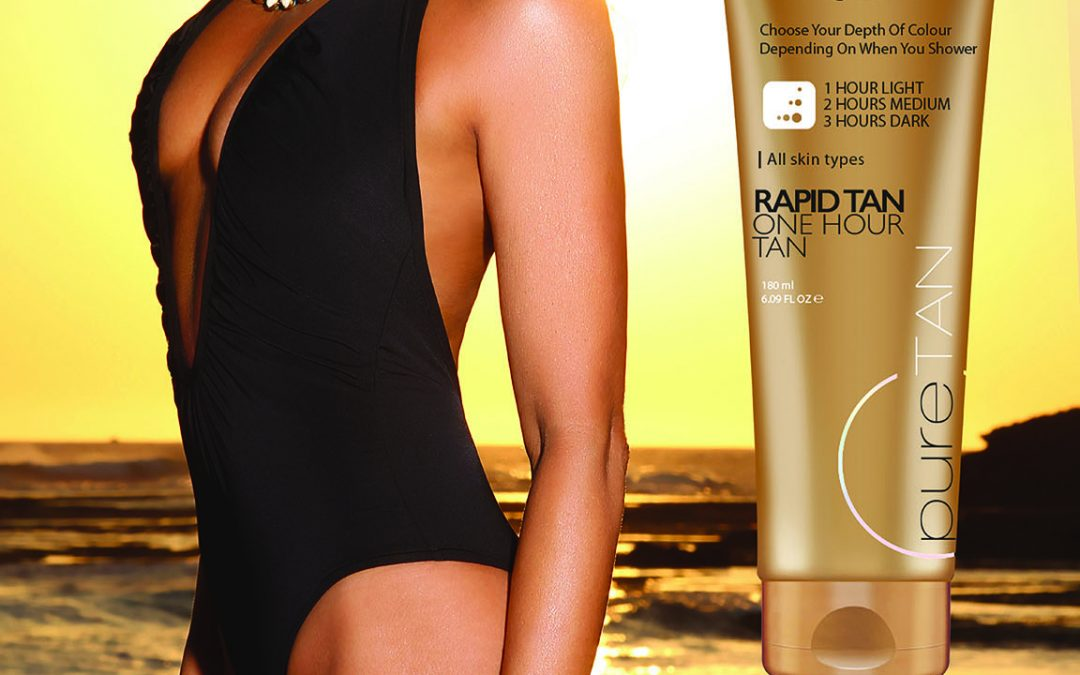 Tried, Tested, Loved – 1 Hr Rapid Tan by Puretan