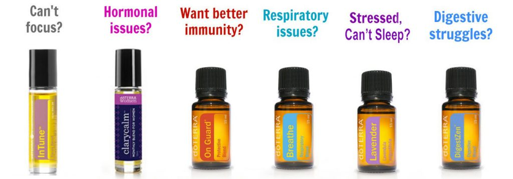 doTERRA Essential Oils - Natural Remedies, Natural Health solutions