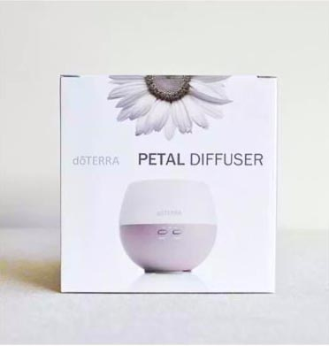 doTERRA Petal Diffuser in box
