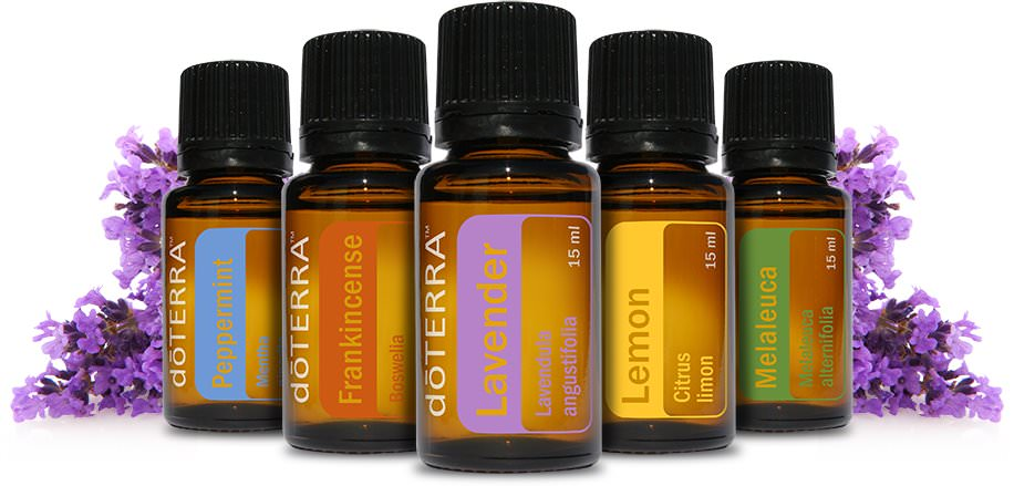 doTERRA oils collection