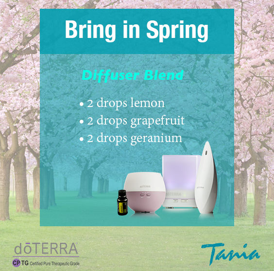 Bring In Spring Diffuser Blend