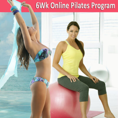 6Wk Trim & Tone Pilates Program